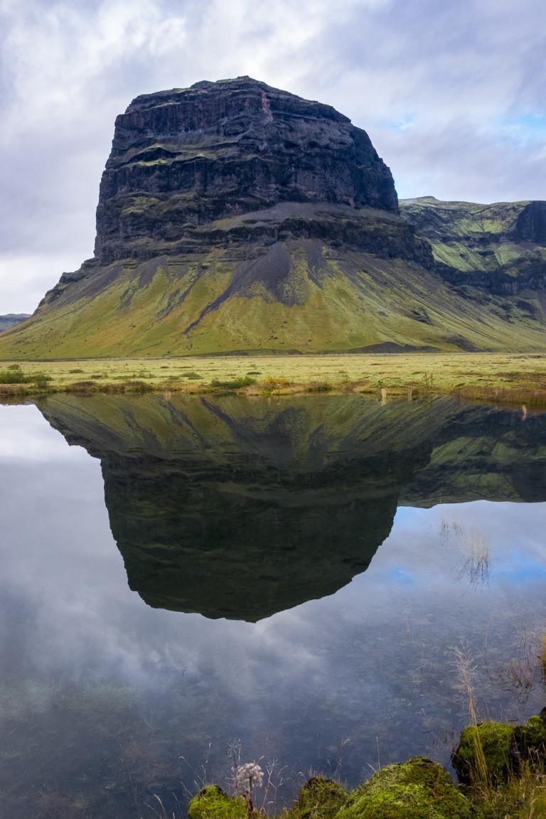 weather, clouds, water, blue, mountains, Kalfafell, Iceland, Bonnie Allen Photo